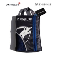 ENGINE MICROFIBER TOWEL BLUE, SWIMMING TOWEL, CHAMOIS TOWEL, QUICK DRY TOWEL