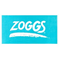 ZOGGS BLUE LOGO SWIM TOWEL - BEACH TOWEL