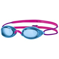 ZOGGS SWIMMING GOGGLES FUSION AIR JUNIOR, PINK & BLUE, CHILDRENS GOGGLES