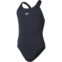 SPEEDO ENDURANCE GIRLS MEDALIST NAVY ONE PIECE SWIMWEAR, GIRLS FULL PIECE SWIMWEAR