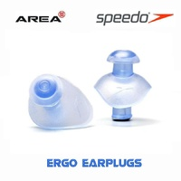 SPEEDO ERGO EARPLUGS BLUE, SWIMMING EAR PLUGS, AQUATIC EAR PLUGS