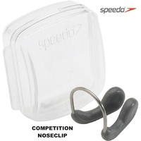 SPEEDO COMPETITION NOSE CLIP, SWIMMING NOSE CLIP, AQUATIC NOSE PLUGS