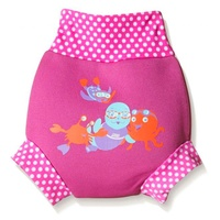 ZOGGS SWIM SURE NAPPY - PINK , BABY SWIMWEAR - SWIM NAPPY