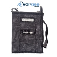 VORGEE SWIMMING BAG MESH BLACK 60cm x 50cm / SWIM BAG MESH