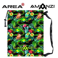 AMANZI IGUANA MESH SWIM BAG, MESH SWIMMING BAG