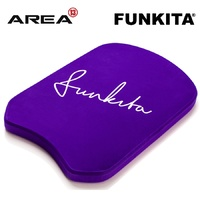 FUNKITA STILL PURPLE KICKBOARD, SWIMMING KICKBOARD