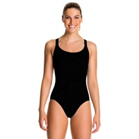 FUNKITA STILL BLACK LOCKED IN LUCY ONE PIECE WOMEN'S SWIMWEAR