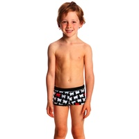 FUNKY TRUNKS TODDLER BOYS ANGRY RAM SQUARE TRUNK SWIMMING , BOYS SWIMWEAR