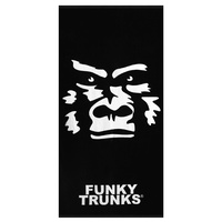 FUNKY TRUNKS THE BEAST TOWEL, BEACH TOWEL, SWIM TOWEL, COTTON TOWEL, FUNKY