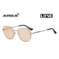 LIIVE VISION SUNGLASSES- IMPALA - REFLECTIVE ROSE GOLD - LIVE SUNGLASSES