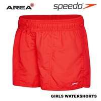 SPEEDO Girls Leisure Watershorts Dayglow, Girls Water Shorts, Swimming Shorts