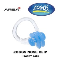 ZOGGS NOSE CLIP BLUE, SWIMMING NOSE CLIP, SWIMMING NOSE PLUGS