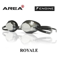 ENGINE ROYALE BLACK SWIMMING GOGGLES, ENGINE GOGGLES, SWIMMING GOGGLES
