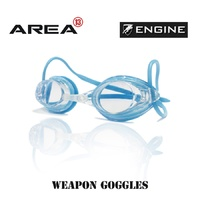 ENGINE WEAPON SWIMMING GOGGLES, BLOCK BLUE, SWIMMING GOGGLES