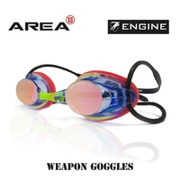 ENGINE WEAPON RETRO CIRCUS SWIMMING GOGGLES, , SWIMMING GOGGLES