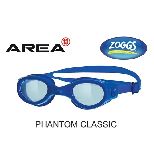 ZOGGS SWIMMING GOGGLES PHANTOM CLASSIC, BLUE, SWIMMING GOGGLES
