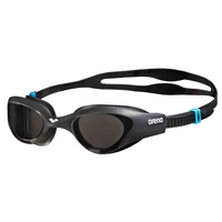 ARENA THE ONE SWIMMING GOGGLES, GREY BLACK / SMOKE LENS