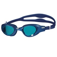 ARENA THE ONE SWIMMING GOGGLES, BLUE / LIGHT BLUE LENS