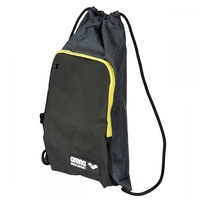 Arena Team Sack Swim Bag - Grey Melange,  Swimming Training Equipment Gear Bag