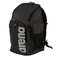 Arena Black Melange 45L Team Backpack, Swimming Backpack