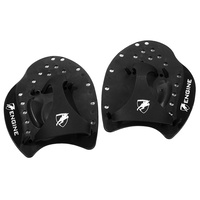 Engine Swimming Hand Paddles - Black, Swimming Training Equipment