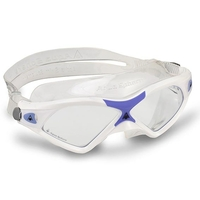 Aqua Sphere Seal XP2 Ladies Swim Mask - Clear Lens - White, Lavender