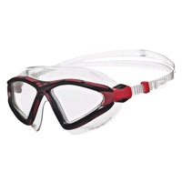 ARENA X-SIGHT 2 SWIMMING  MASK GOGGLES BLACK & RED, SWIMMING GOGGLES, TRIATHLON GOGGLES
