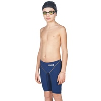 Arena Powerskin ST 2.0 Junior Boys Jammer Navy, Fina Approved Swimming Race Suit, Junior Swim Race Suit