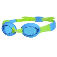 Zoggs Little Twist Swimming Goggles Blue & Green 0 - 6  Years, Children's Swimming Goggles