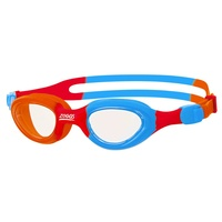 ZOGGS LITTLE SUPER SEAL SWIMMING GOGGLES 0 - 6 YEAR , BLUE ORANGE RED CHILDRENS GOGGLES