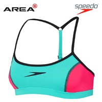 SPEEDO GIRLS MOTION CROP TOP SWIMWEAR, GIRLS SWIMWEAR, SPEEDO