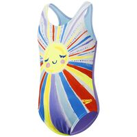 Speedo Toddler Girls Sunshine On My Mind One Piece Swimwear