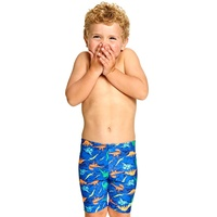 Zoggs Toddler Boys Dino Land Mini Jammer Swimwear, Toddler Boys Swimsuit