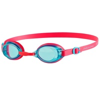 SPEEDO JUNIOR JET PINK / BLUE, 6 - 14 YEARS SWIMMING GOGGLES, CHILDREN'S GOGGLES