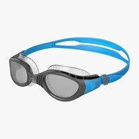 Speedo Futura Biofuse Flexiseal Swimming Goggles - Blue Smoke