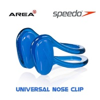 SPEEDO UNIVERSAL NOSE CLIP BLUE, SWIMMING NOSE CLIP, AQUATIC NOSE PLUGS
