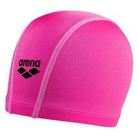ARENA Unix Junior Pink  Swim Cap, Composition: 80% Polyamide 20% Elastane, fabric swim cap