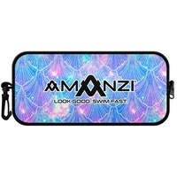 AMANZI MERMAID KISSES NEOPRENE CASE , GOGGLE CASE