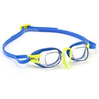 MP Michael Phelps CHRONOS SWEDISH GOGGLES - BLUE , Swimming GOGGLES Aqua Sphere