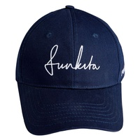 Funkita Slim Shady Baseball cap, Navy - White Scribble - Hat