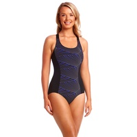 Funkita Women's Dream Weaver Brace Me Back One Piece Swimwear, Women's Swimsuit