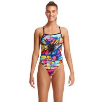 Funkita Incy Wincy Ladies Single Strength One Piece Swimwear, Women's Swimsuit