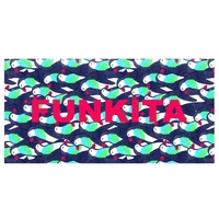 Funkita Pengoo Parade Towel , Beach Towel , Swim Towel, Cotton Towel - Funkita