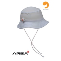 ESCARGOT TODDLER SWIM HAT WHITE, CHILDREN'S HATS, KIDS HATS