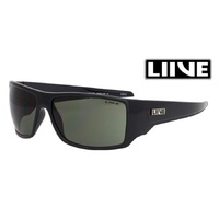 LIIVE VISION SUNGLASSES - HAVOC BLACK- LIVE SUNGLASSES