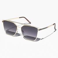 LIIVE VISION SUNGLASSES - FOX GOLD- LIVE SUNGLASSES