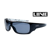 LIIVE VISION SUNGLASSES - KAOS POLARIZED X  CARBON MUSE - LIVE SUNGLASSES