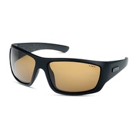 Liive Vision Sunglasses - Kuta Polarized Matt Timber  - Live Sunglasses