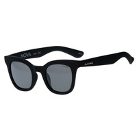 Liive Vision Sunglasses - Nova Polarized Matt Black Rubber - Live Sunglasses