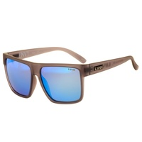 LIIVE VISION SUNGLASSES - ENVY MIRROR POLAR  - MATT XTAL SMOKE RUBBER